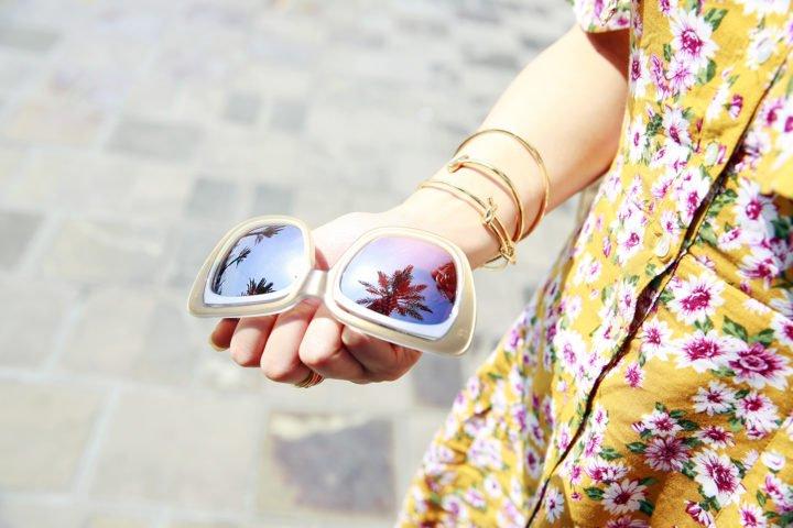 Gwen Stefani LAMB Sunglasses