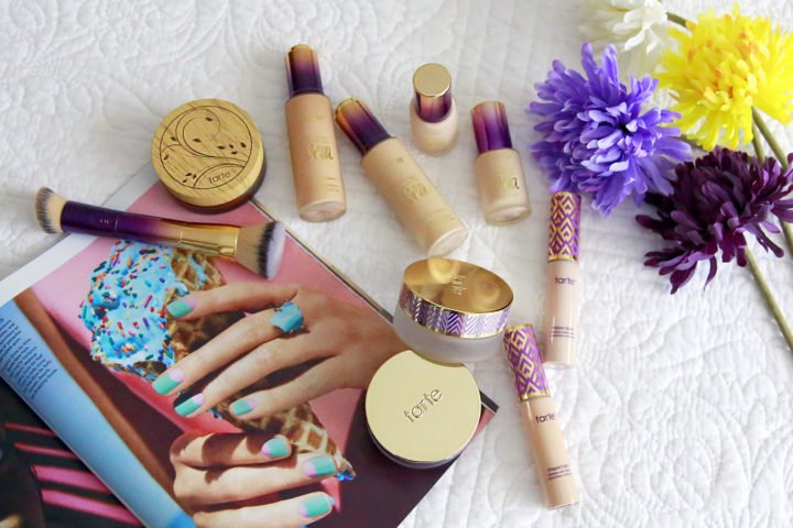 Tarte Cosmetics Foundation Concealer