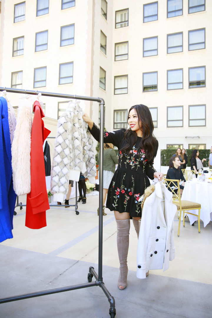 an-dyer-wearing-chicwish-at-beverly-wilshire-rooftop-rodeogivesback-salvation-army-donation-event