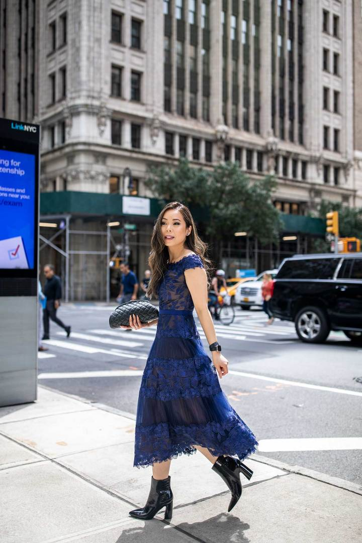 New York Fashion Week SS20 Street Style Tadashi Chanel Timeless