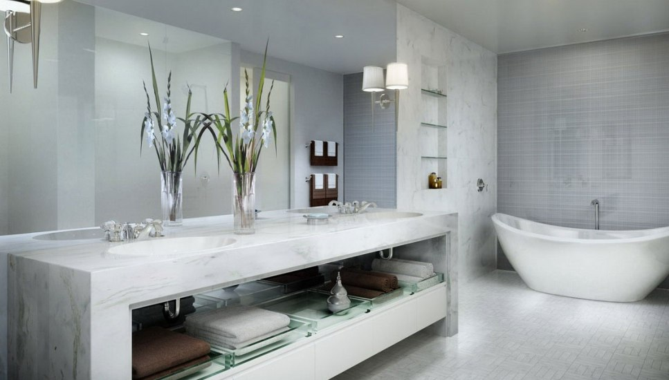 The Art Of The Modern Luxury Bathroom