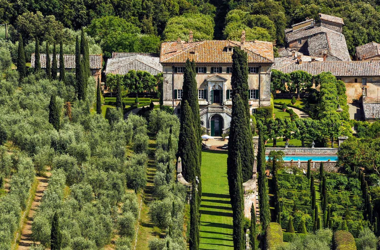 Best Kitchen Gallery: Luxury Villa For Rent Tuscany Villa Cetinale Haute Retreats of Luxury Villas Tuscany  on rachelxblog.com