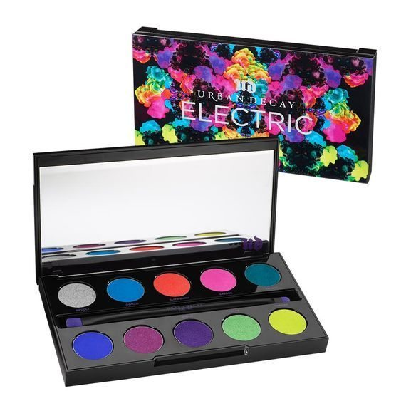eye shadow electric palette