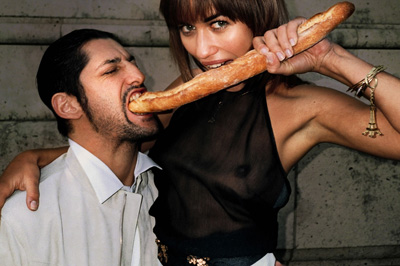 Sisley S/S 2004 Ad Campaign 'Paris'