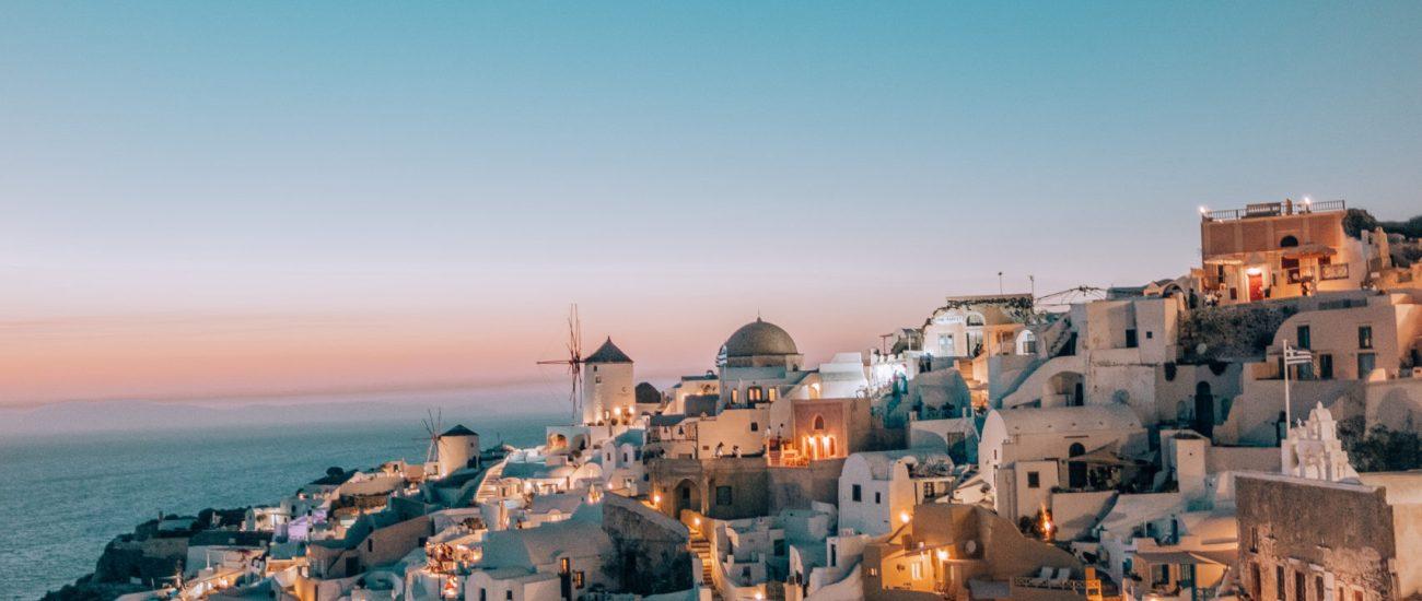 GREECE TRAVEL GUIDE (SANTORINI & MYKONOS)
