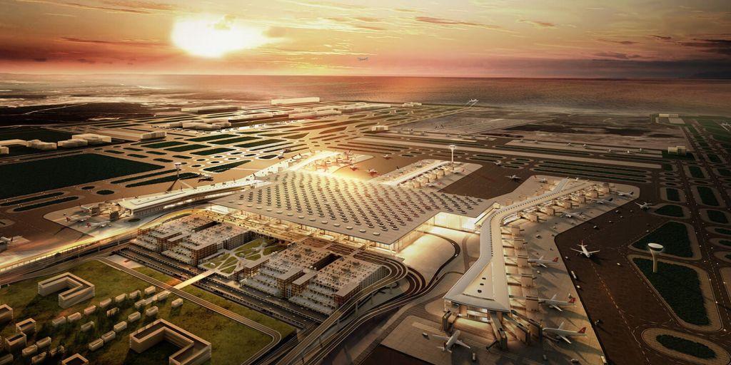 istanbul 3. havalimanından istanbul şehir merkezine nasıl gidilir