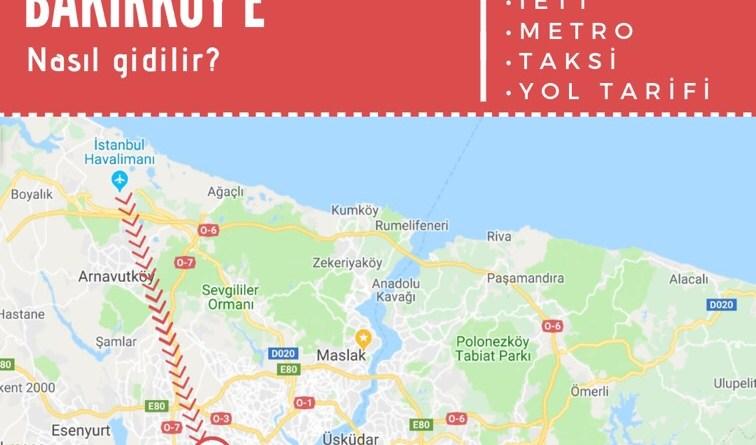 istanbul havalimanından bakırköye ulaşım