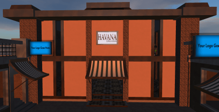 New HAVANA store at The Gayborhood - Outside