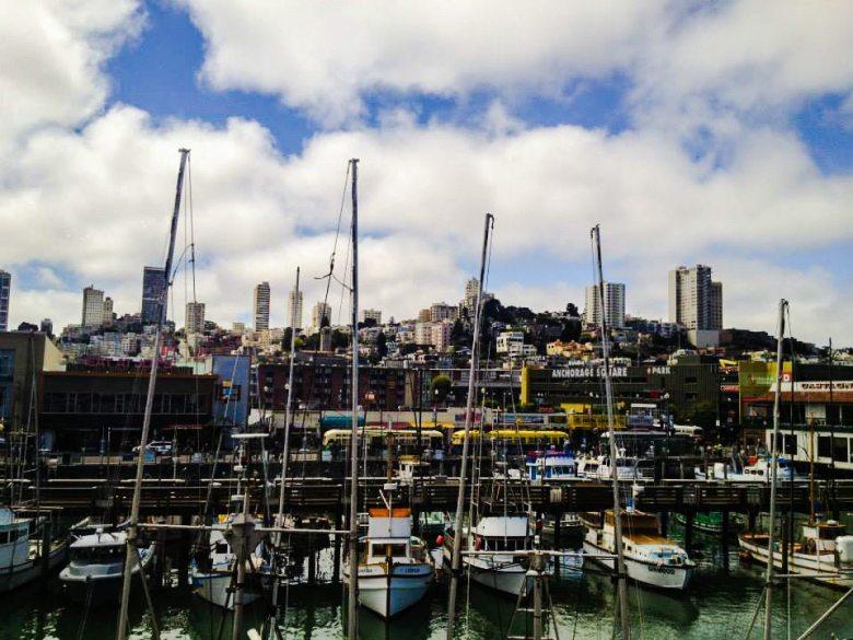 Fishermans' Wharf