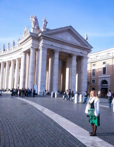 Vatican City: The Smallest Country In The World