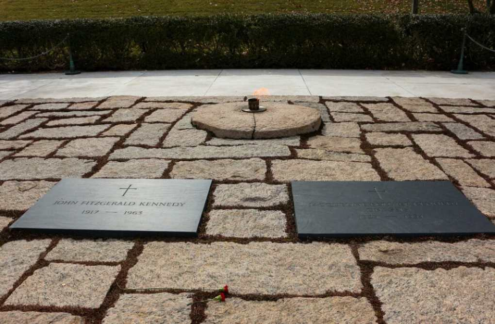 JFK Gravesite (Photo credit: Trina)