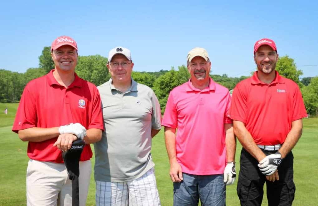 The 2015 Golfing for Veterans Champions. Congratulations!