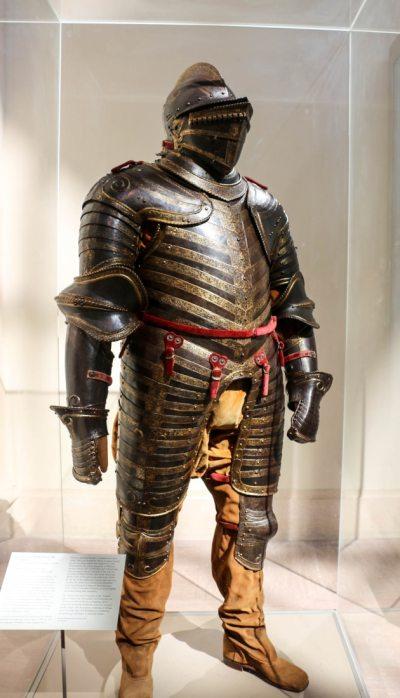 King Henry VII Armor