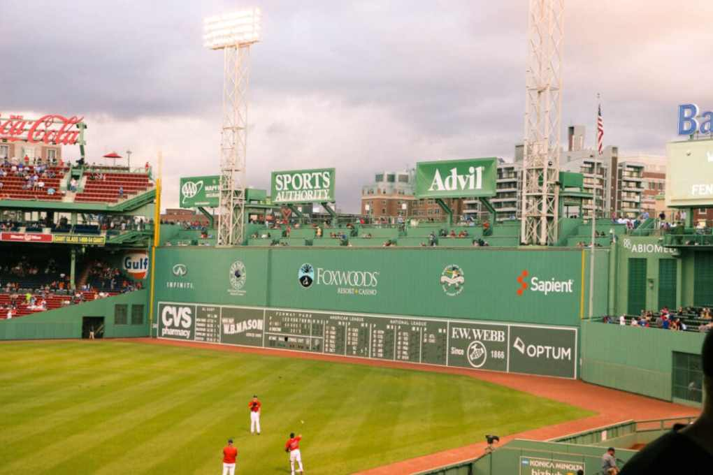 The Green Monster!