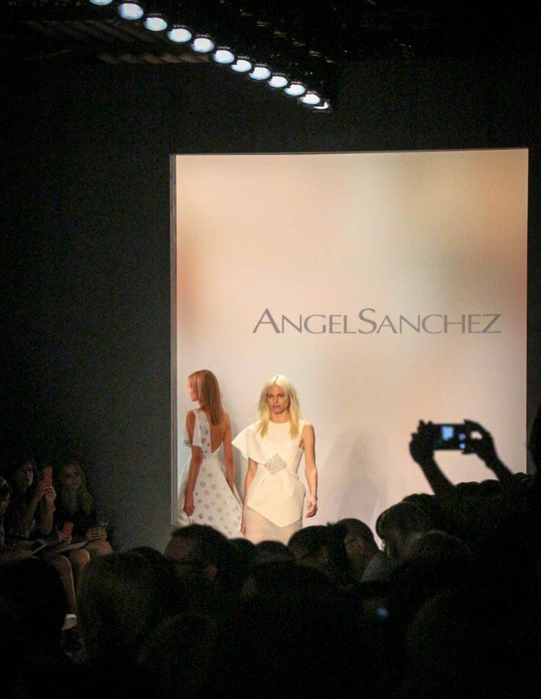 angel sanchez s/s 2016