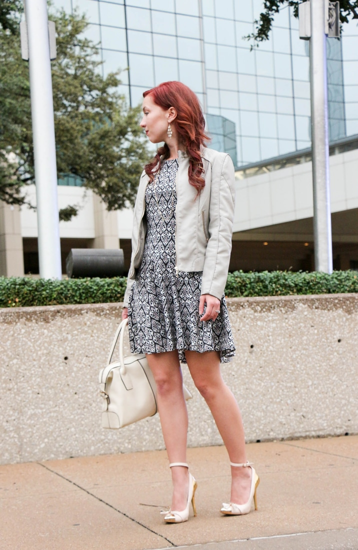 H&M Dress, Machi Footwear Heels
