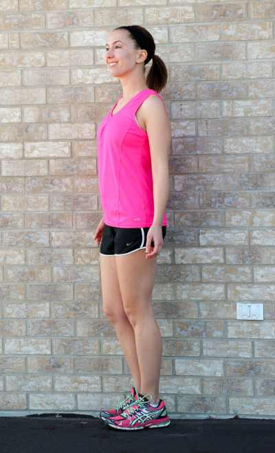 warm weather running outfit