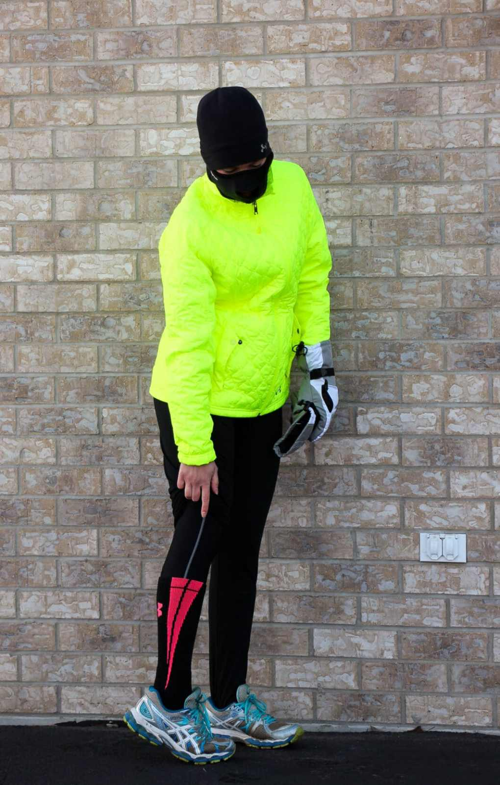 cold weather running outfits