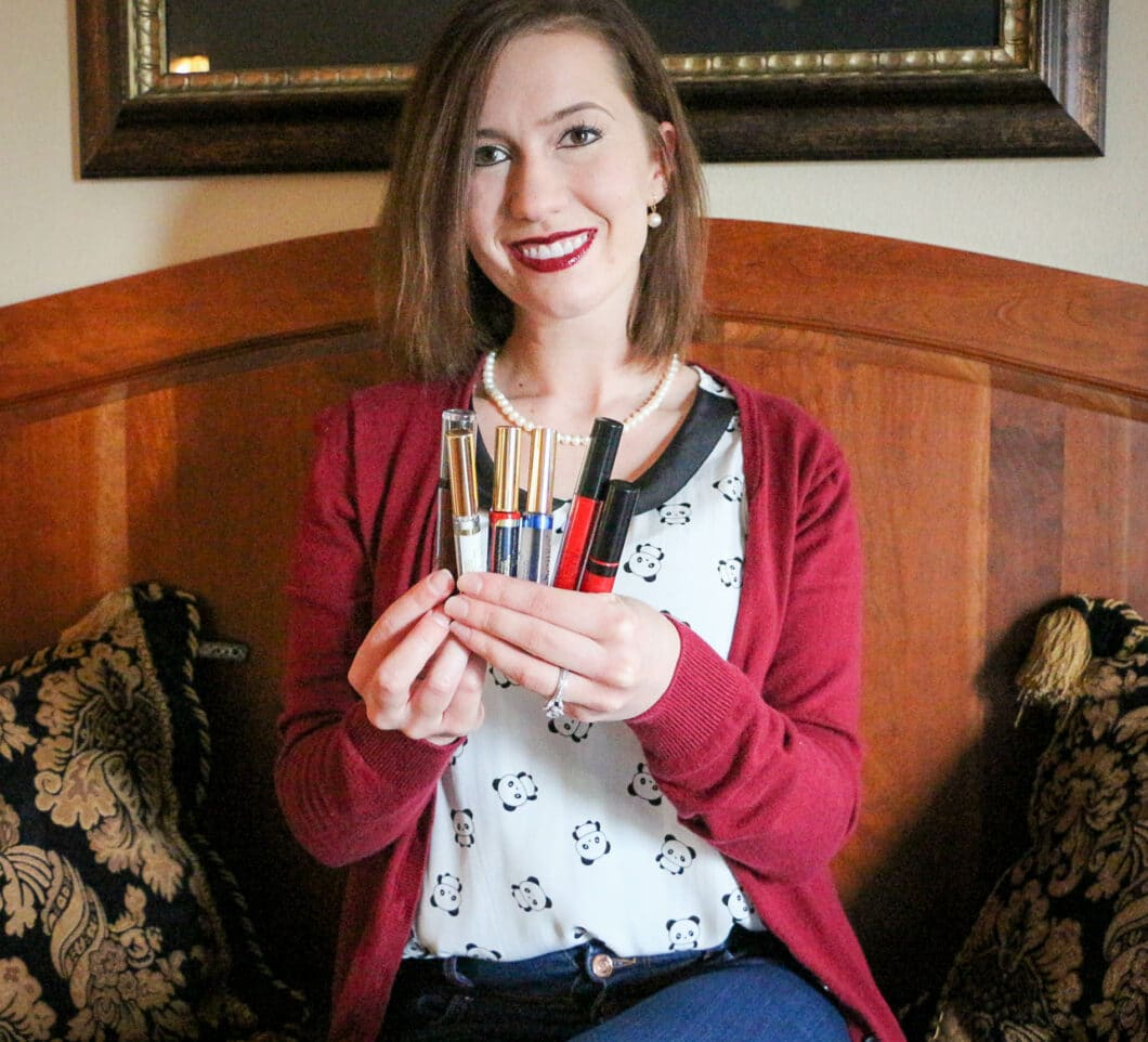 My Lipstick Experiment - What's the Longest Lasting Liquid Lipstick?
