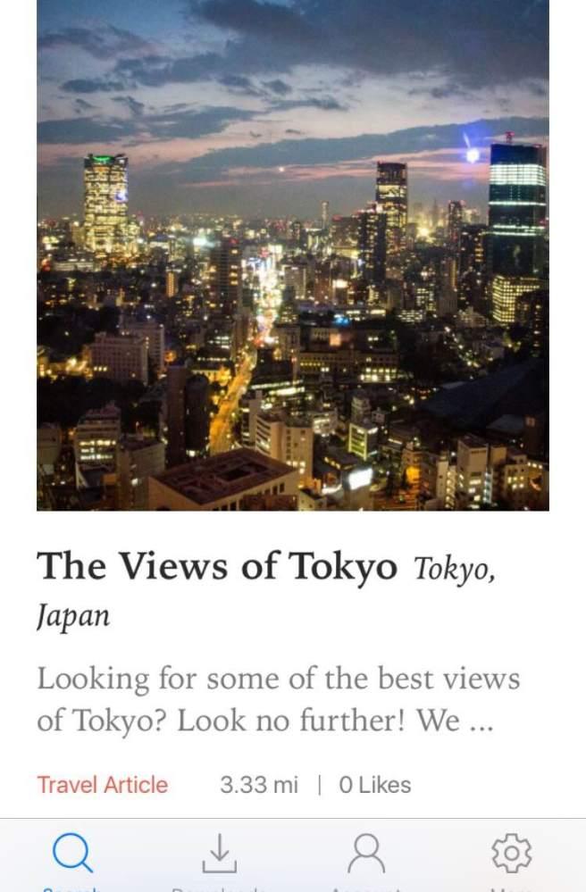 GPSMYCITY TOKYO