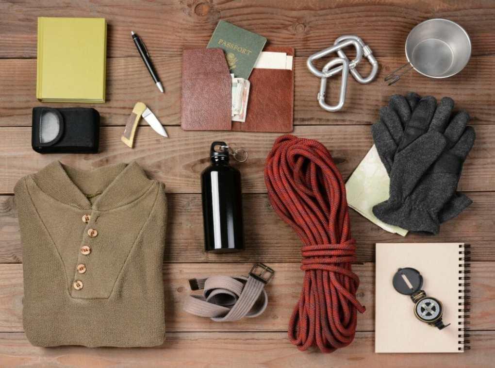 camping tools
