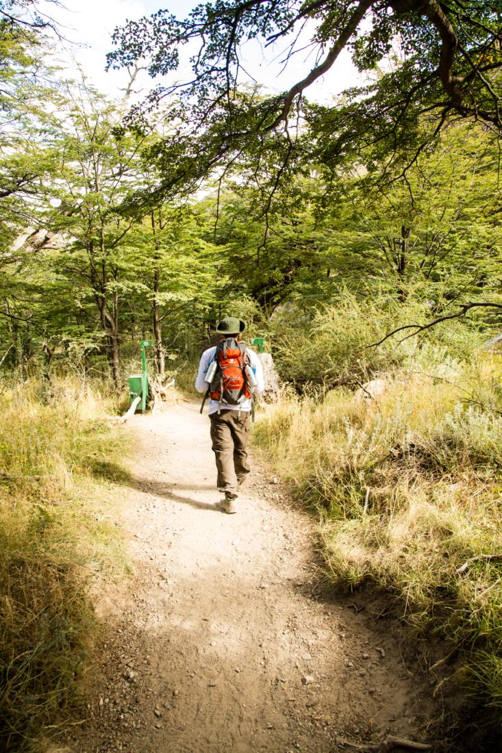 Hiking El Calafate