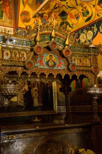 St. Basil's tomb