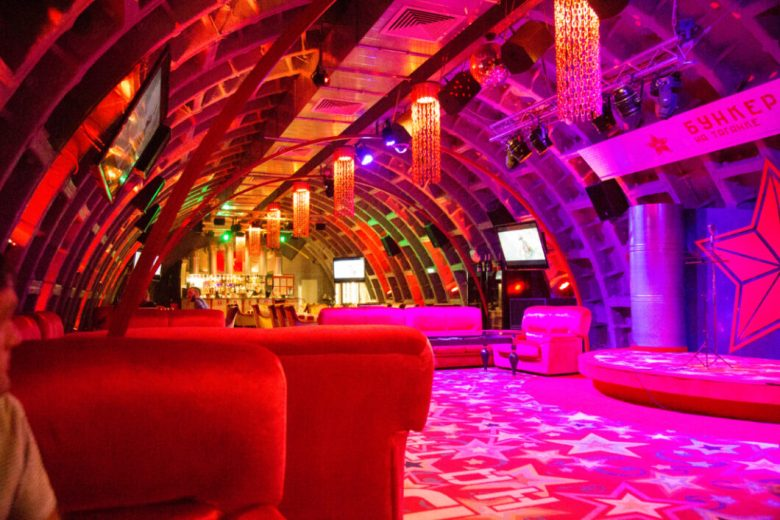 Bunker 42 restaurant