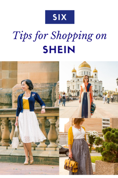 6 Tips for Shopping on Shein + My Orders Over the Years