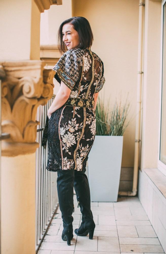 Byron Lars Dress - 5 Tips for Shopping on Anthropologie