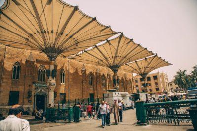 Khan El Khalili Bazaar