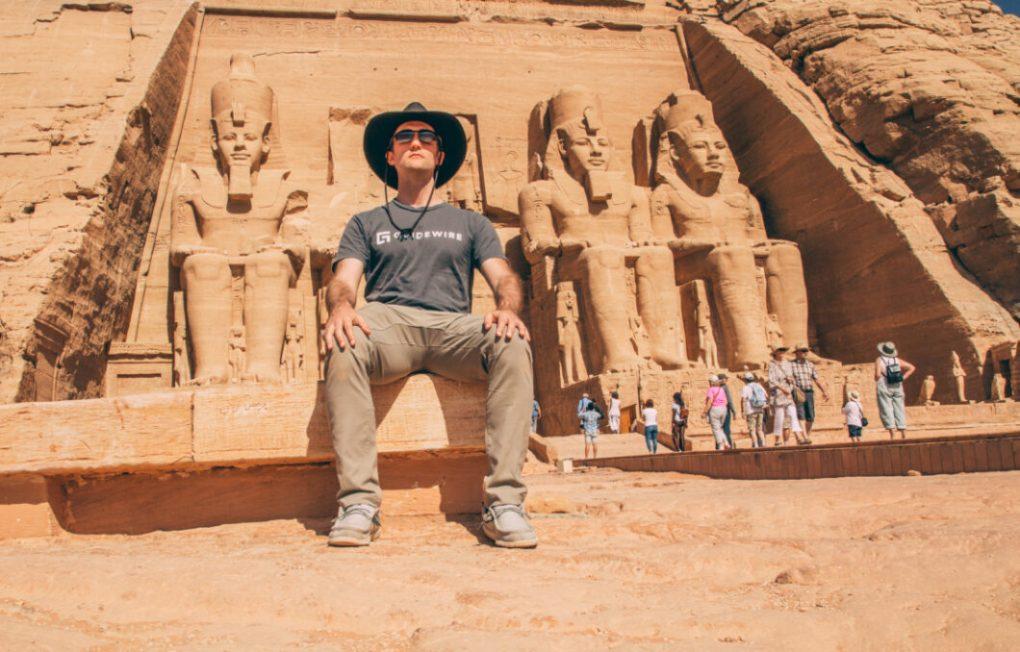 Abu Simbel photo fun
