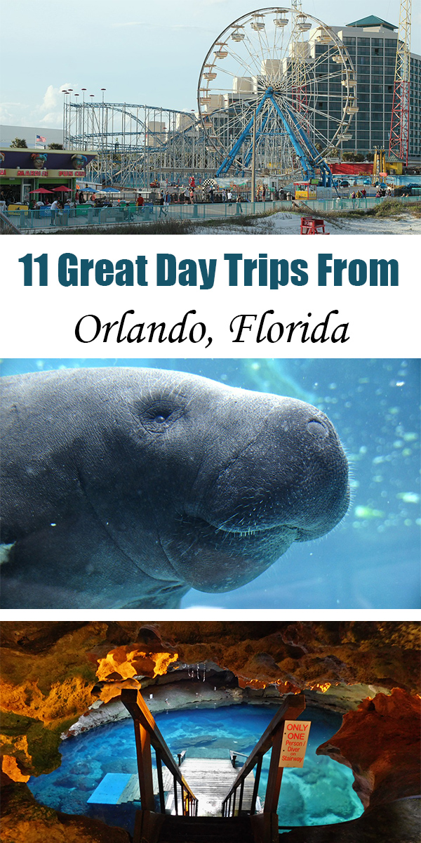 11 Great Day Trips from Orlando, Florida
