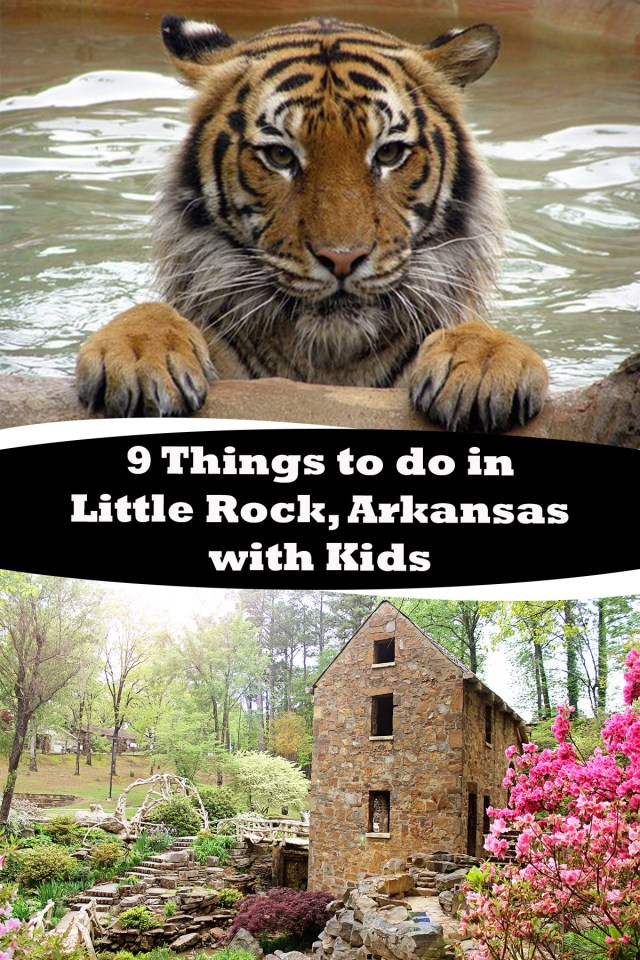 Guided Tours Of Little Rock Arkansas