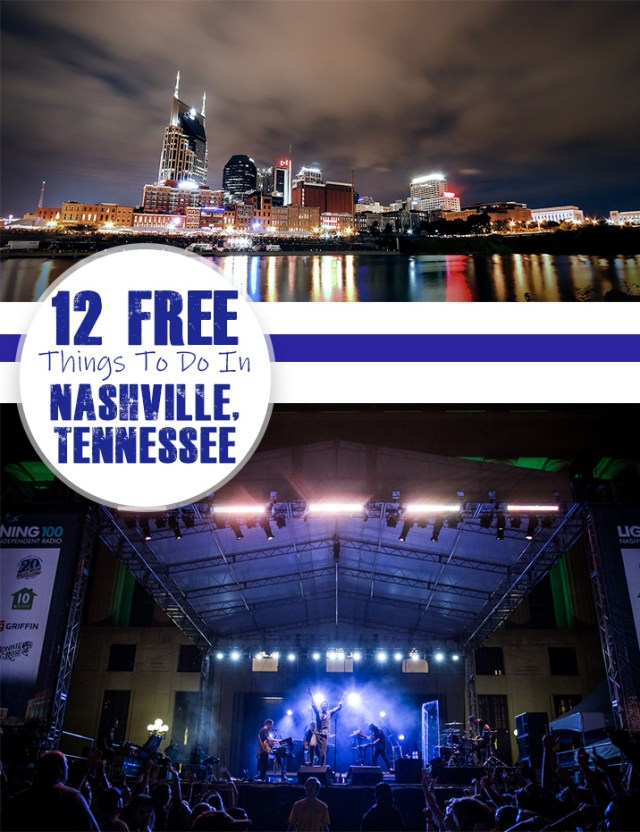 12 Free Things To Do In Nashville Tennessee With Kids Have Kids