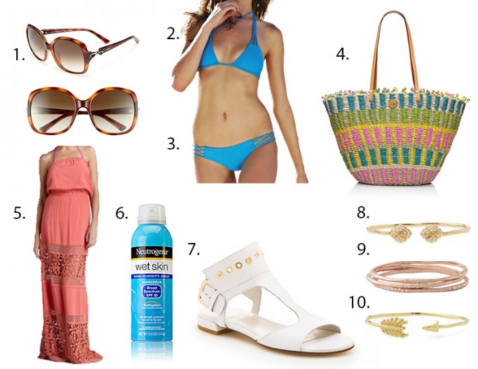 10 Summer Essentials
