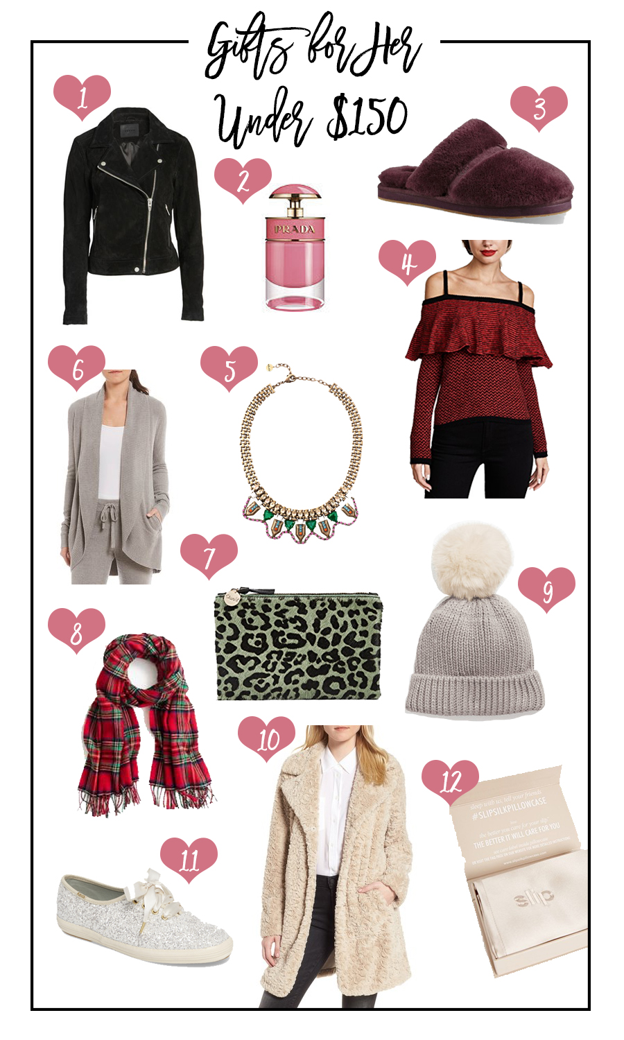 Best Christmas Gifts for Women Under $150, Holiday Gift Guide for Her, Gifts Under $150 for Her, Fashionable Gifts