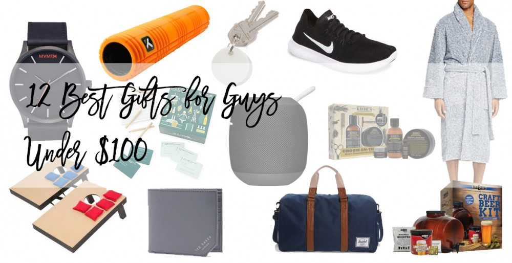 Holiday Gift Guide For Your Guy 12 Best Gifts For Guys Under 100