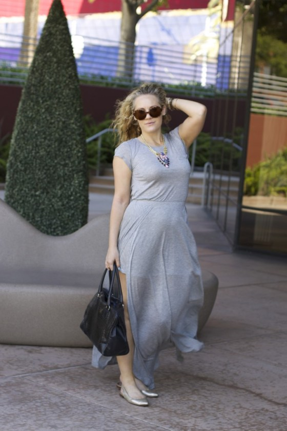 Show Pony, Heather, Los Angeles, Maxi dress, Dressing for Summer,