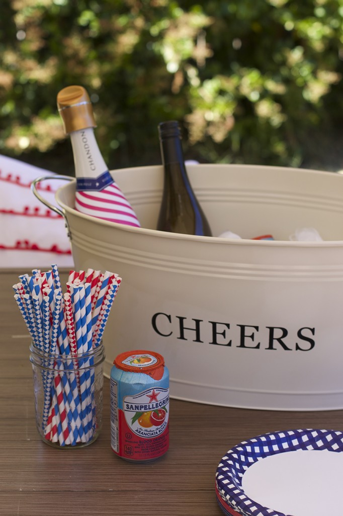 4th of July Decor Party ideas Stars and Stripes Entertaining Party Decor 3