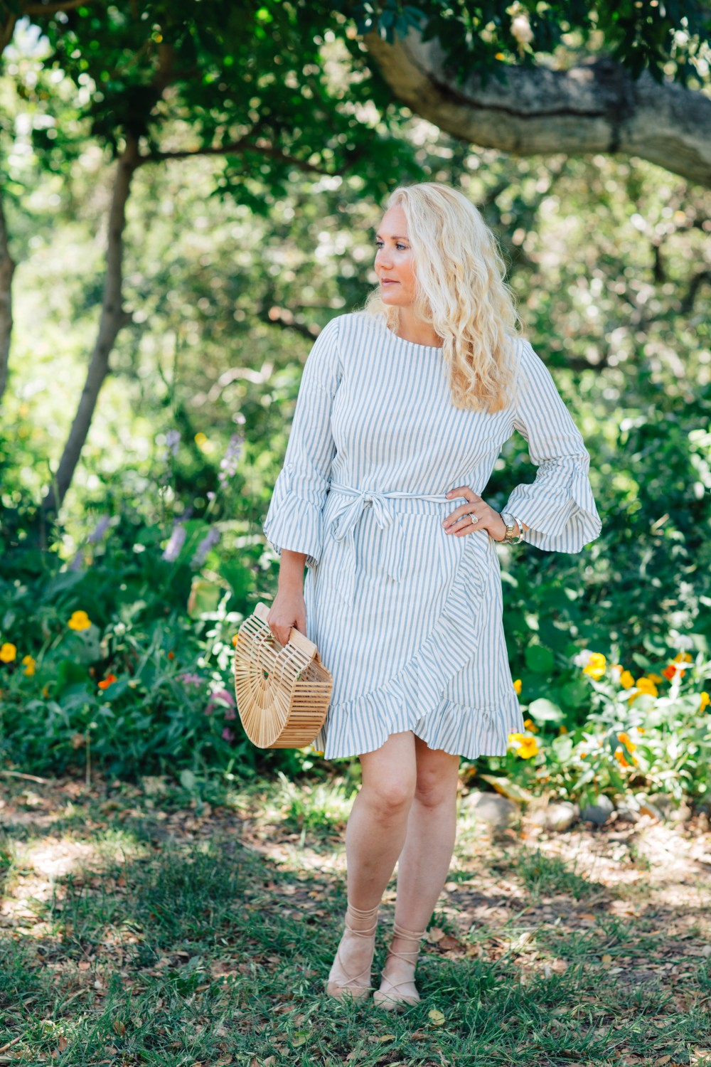 4th of July Picnic Outfit-Outfit Inspiration-Who What Wear for Target-Summer Style-Have Need Want-4th of July-July Fourth Outfit 4