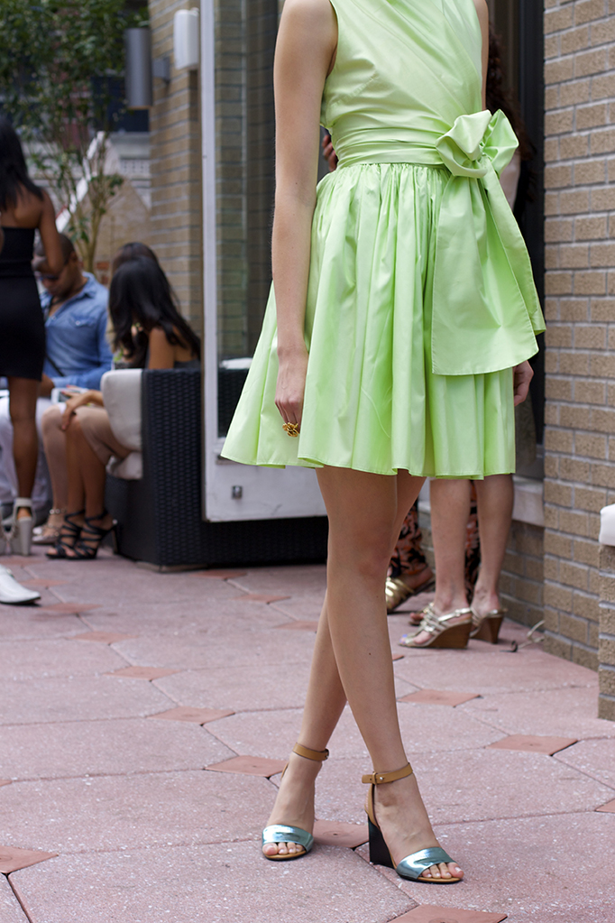 Alexandra Lin, Spring Presentation, NYFW, Fashion Brunch, SS15, New York