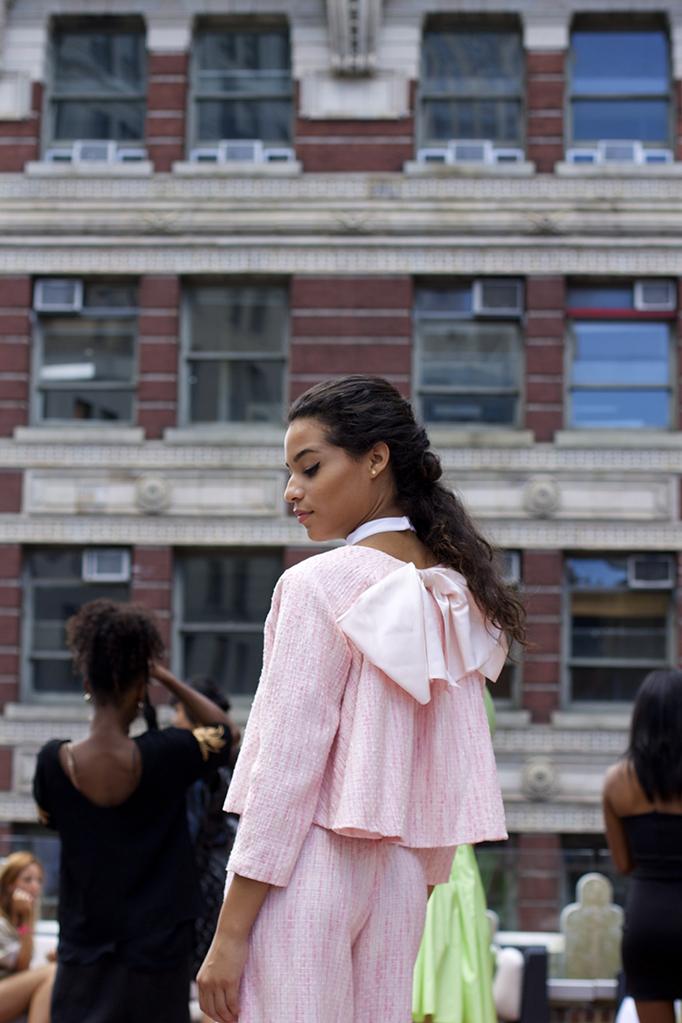 Alexandra Lin, Spring Presentation, NYFW, Fashion Brunch, SS15, New York
