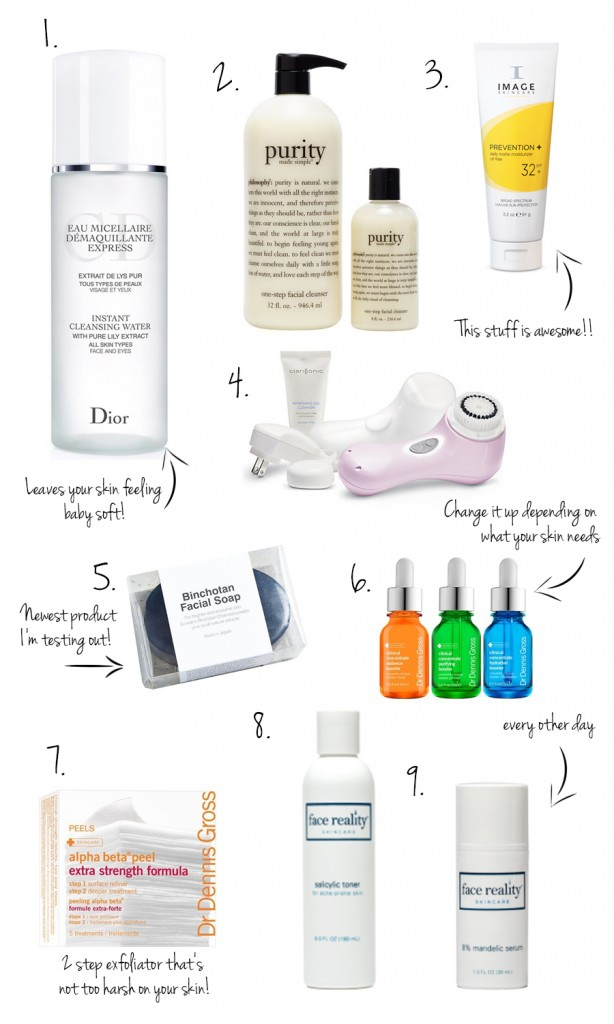 August-skincare-routine