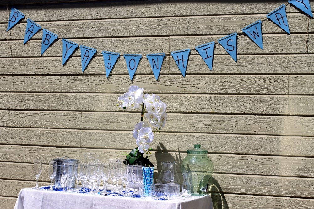 Baby Shower-Outdoor Baby Shower-Shower Decor Ideas