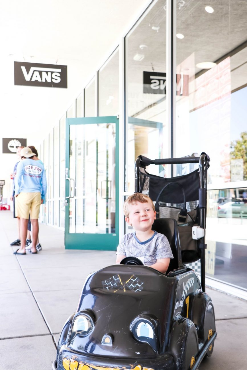 Back to Preschool Style with the Gilroy Premium Outlets. Head over to my post to check out what stores I shopped for Mason for his first back to preschool. #backtoschool #backtoschoolshopping #backtopreschool #toddlerboy #toddlerboystyle #gilroypremiumoutlets #sponsored
