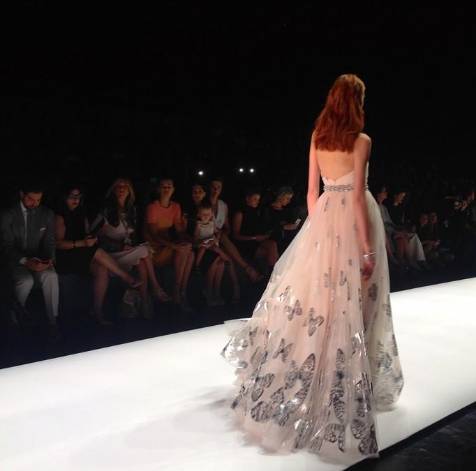 Badgley Mischka-NYFW SS16-Runway-Behind the scenes-Fashion Week 5
