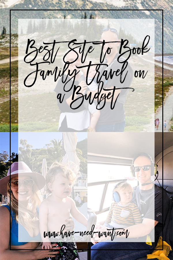 Sharing the Best Site to Book Family Travel on a Budget today on Have Need Want! Click on the photo to read the post + find out how you can score yourself a buddy pass to book your first trip! #travel #jifutravel #discountedtravel #travelgoals #familytravel