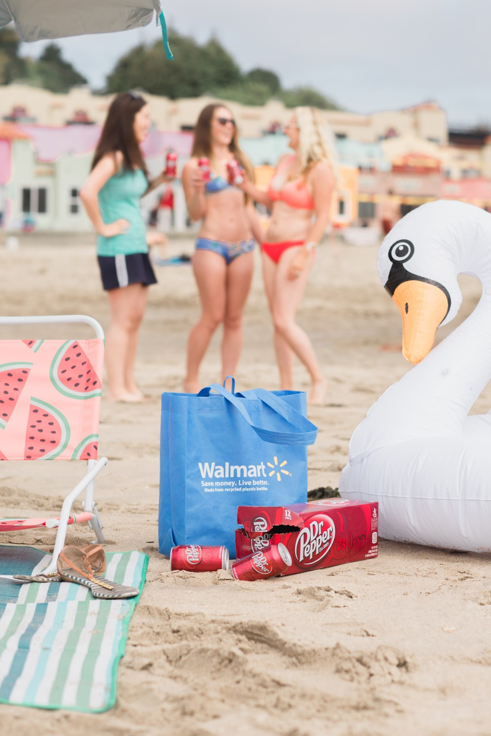 Dr Pepper, Pick Your Pepper,  Summer Fun, Beach Party