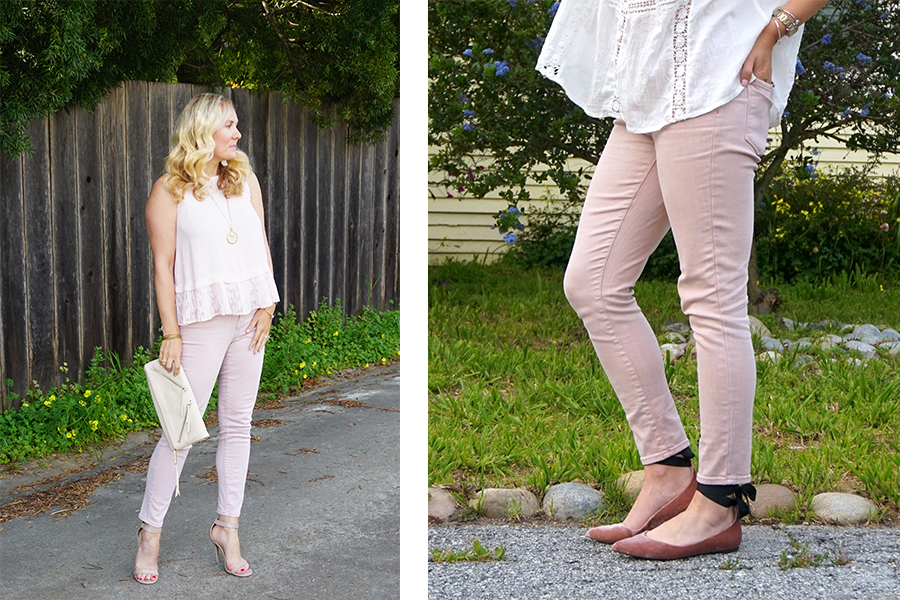 Blush Pink Clothes-Outfit Inspiration-Have Need Want 2
